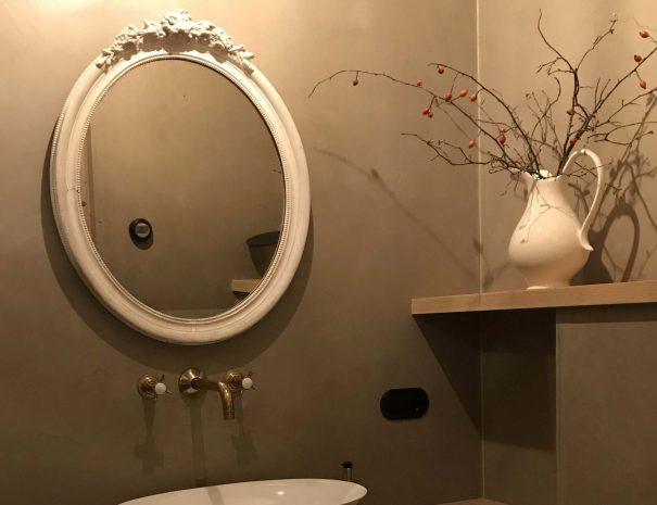 De Hoeve badkamer kerst