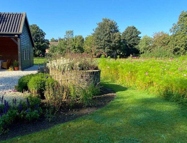 Schuur-tuin-aanzicht-De-Hoeve-zomer