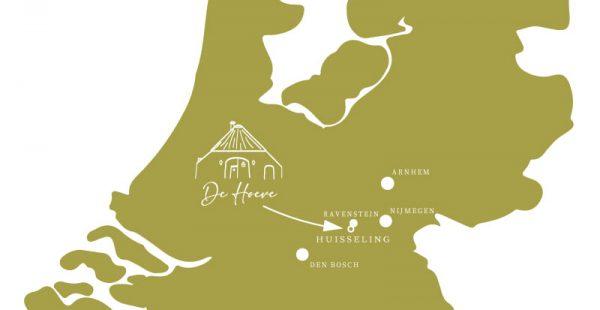 Landkaart-De-Hoeve